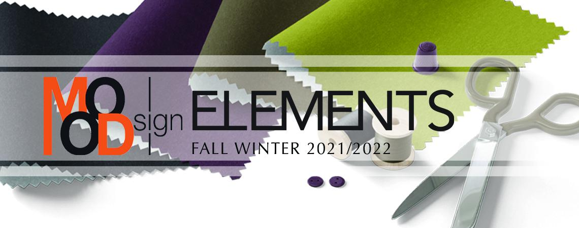 MOODsign ELEMENTS F/W 2021-22