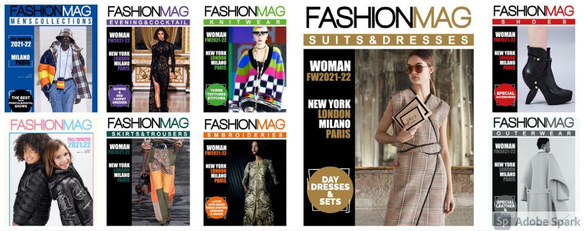 Fashion Mag Magazines FW 21-22
