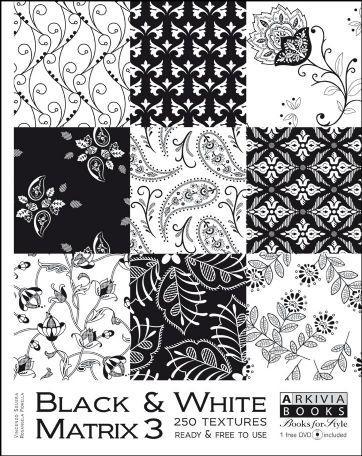 ARKIVIA+BOOKS+Black+%26amp%3B+White+Matrix+3