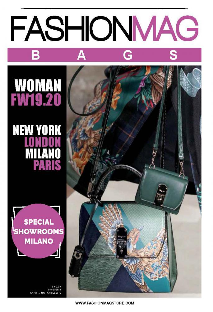 Fashion Mag Woman Bags