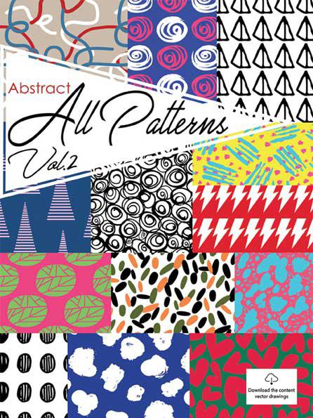 Abstract+AllPatterns+Vol.2