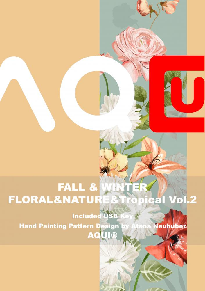 Aqui+Floral+%26amp%3B+Nature+%26amp%3B+Tropical+Vol.2+F%2FW