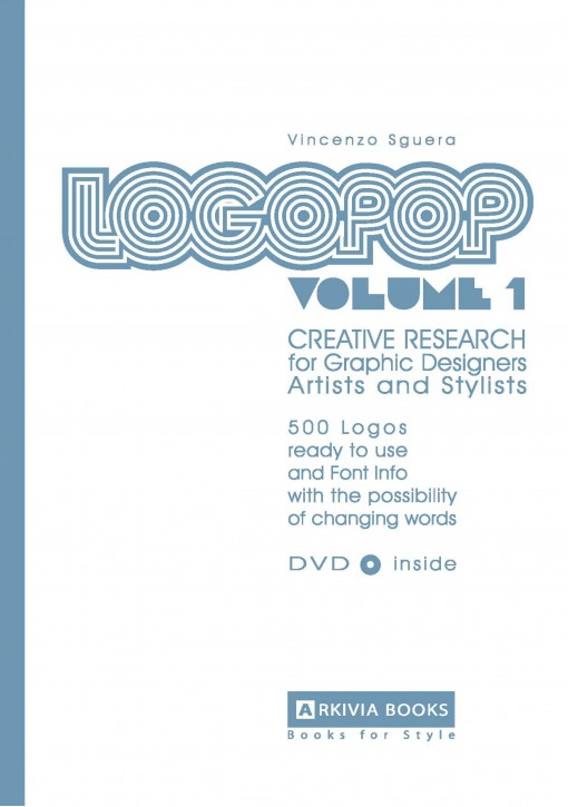 ARKIVIA+BOOKS+LOGOPOP+Vol.1+%2B+dvd