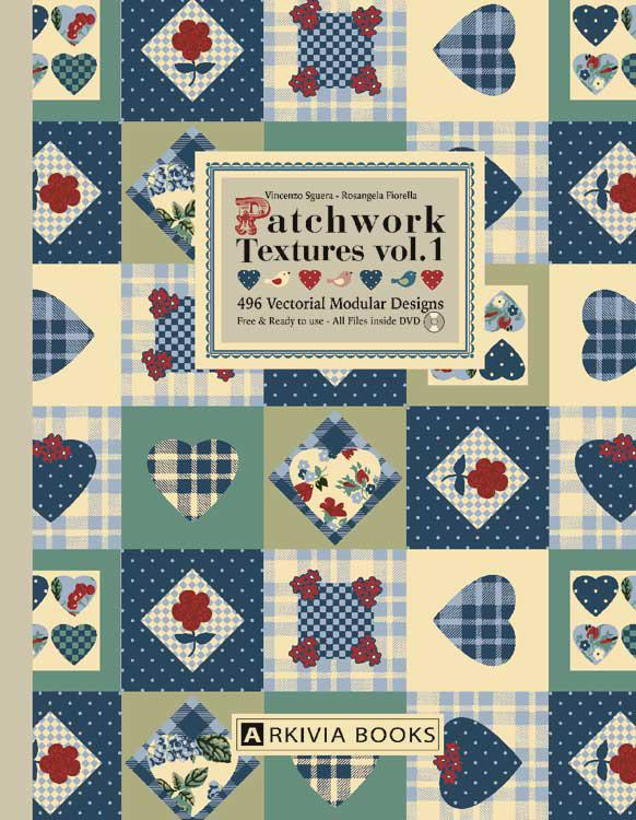 ARKIVIA+BOOKS+Patchwork+Textures+Vol+1