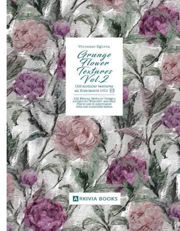 Grunge+Flower+Textures+Vol.2