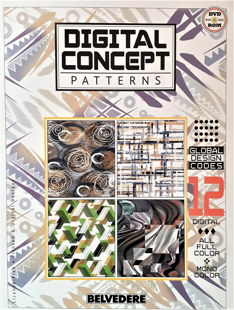 Belvedere Digital Concept Patterns DVD incl.