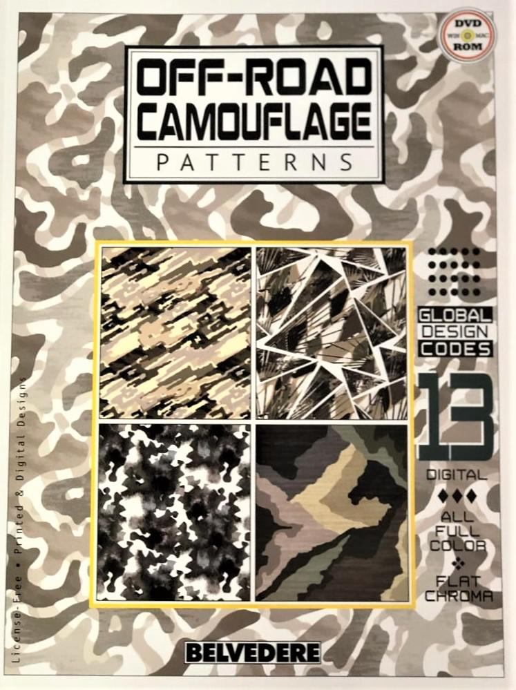 Off-Road+Camouflage+Patterns+DVD+incl.