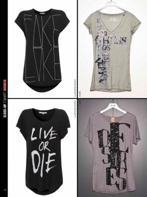 Close-Up - Women: T-Shirt 5