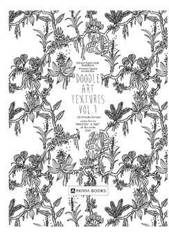 ARKIVIA+BOOKS+Doodle+Art+Textures+vol.+1