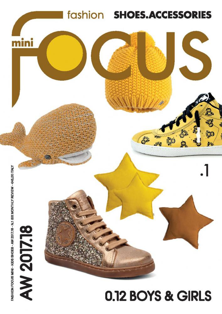 Fashion Focus 03 Baby Shoes.Accessories 0.12 Boys & Girls