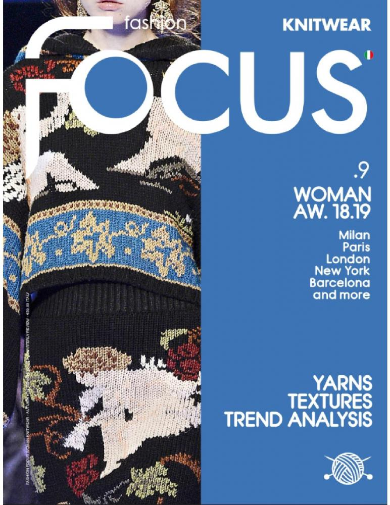 Fashion Focus Woman Knitwear n.9
