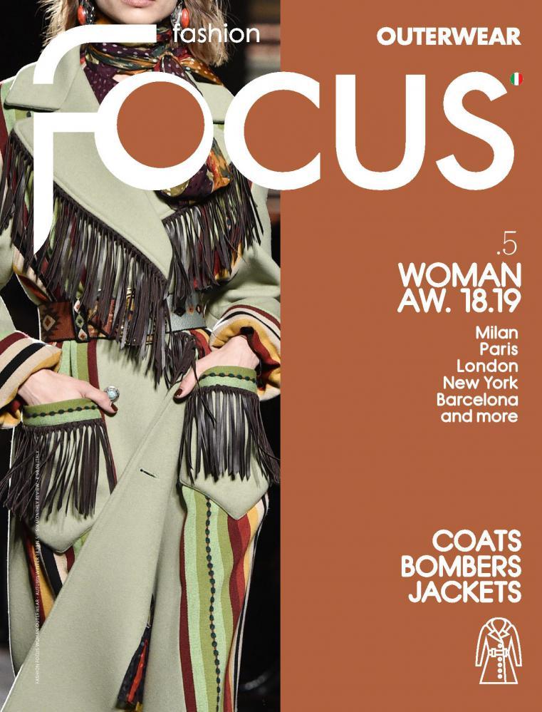 Fashion Focus Woman Outerwear