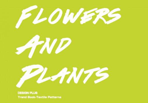 Design Plus Flowers and Plants Vol.1