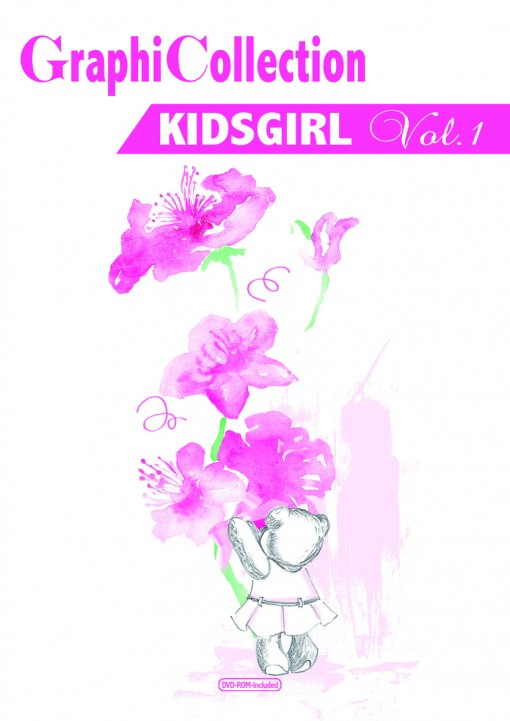 GraphiCollection+KIDSGIRL+Vol.1+incl.+dvd