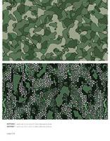 ARKIVIA BOOKS Abstract Camouflage Textures Vol.1
