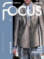 Fashion Focus Man Formal
