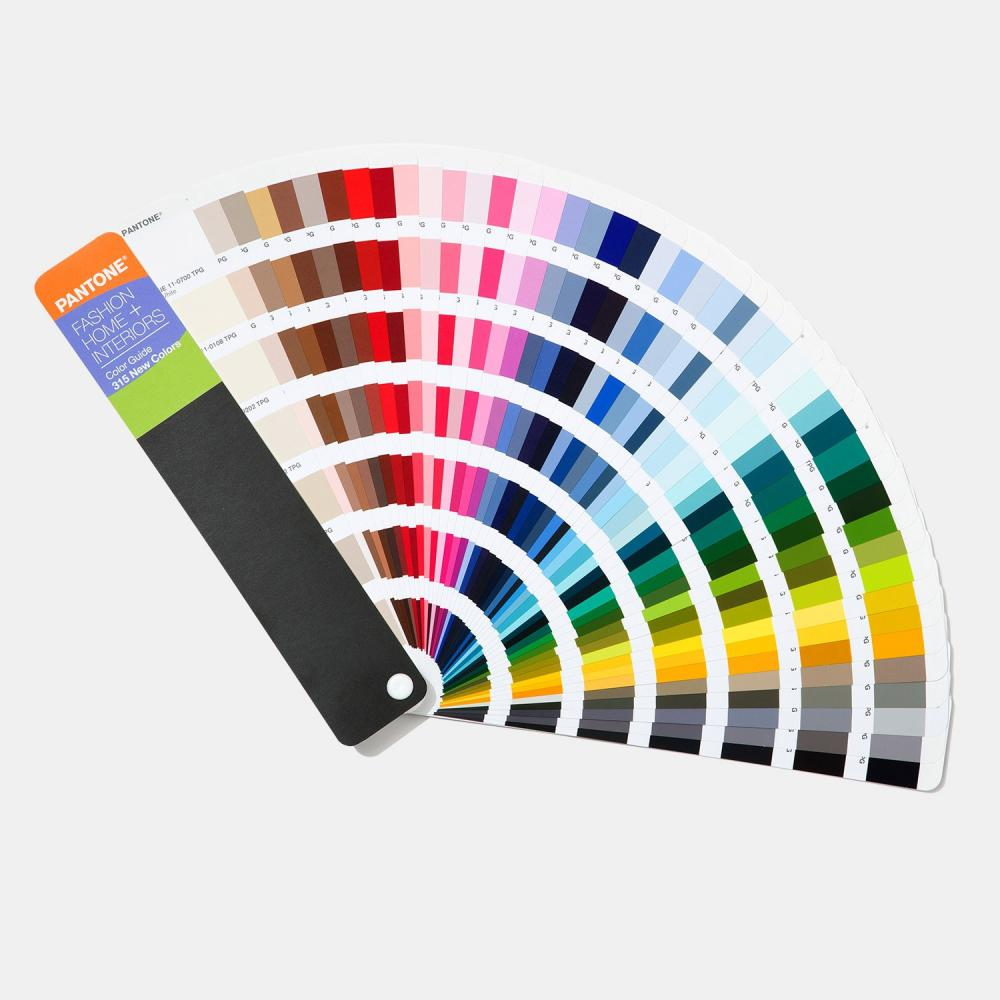 315 NUOVI COLORI! Pantone Color Guide Supplemento