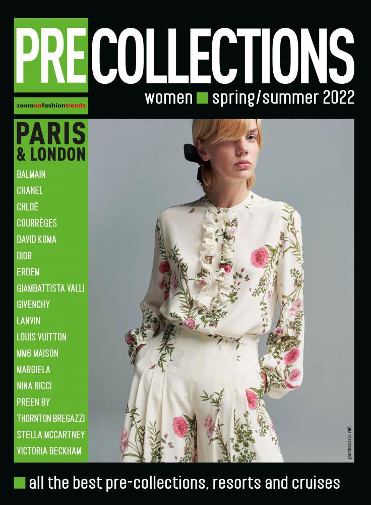 Precollections Paris London