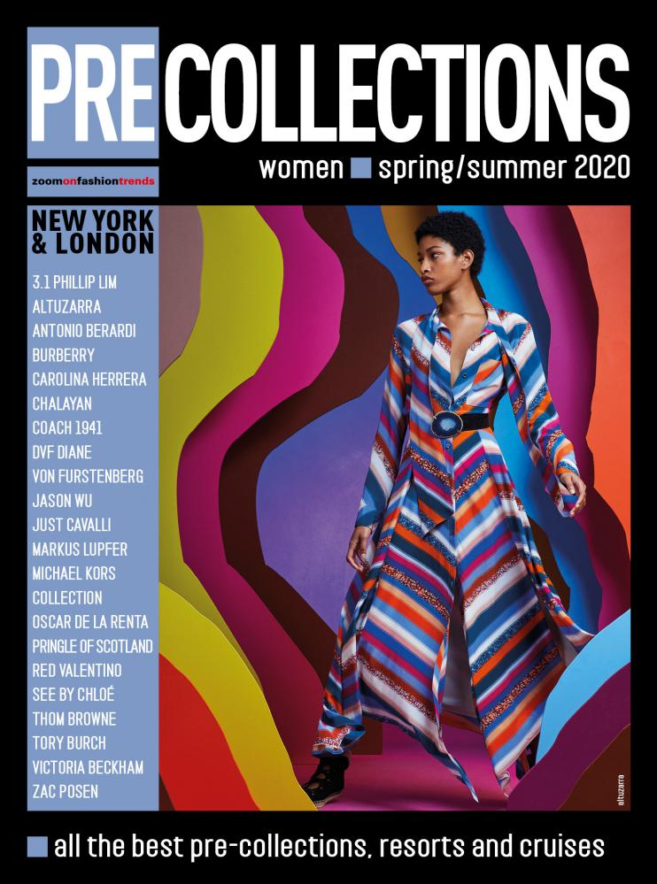 Precollections New York & London