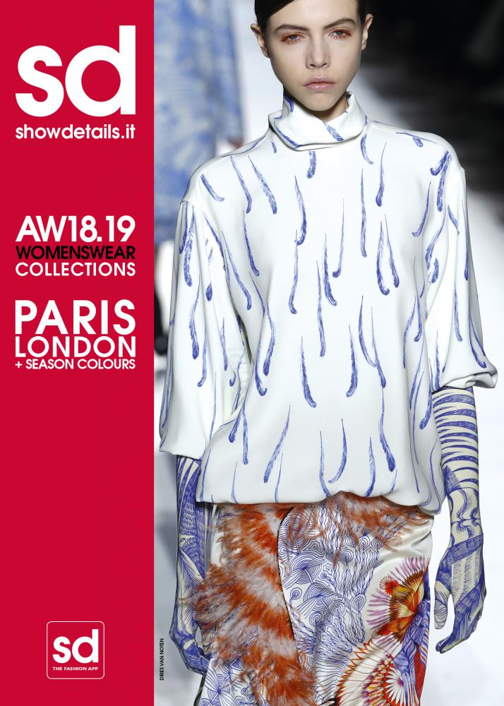 Showdetails Paris + London