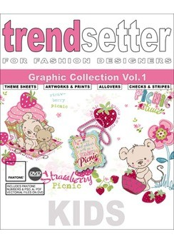 Trendsetter+Kids+%3A+Graphic+Collection+Vol.1+incl.+dvd