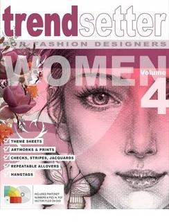 Trendsetter+Women+Graphic+Collection+Vol.4